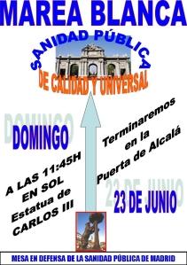 MESA EN DEFENSA DE LA SANIDAD PÚBLICA DE MADRID (MEDSAP)