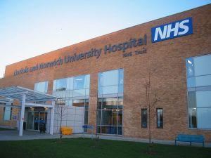 Hospital del NHS