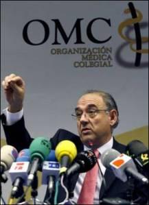 Dr. Rodríguez Sendín Presidente de la OMC
