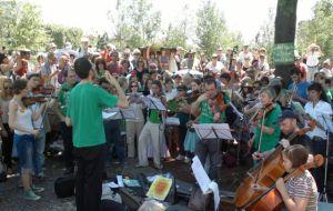 Orquesta y coro Solfónica