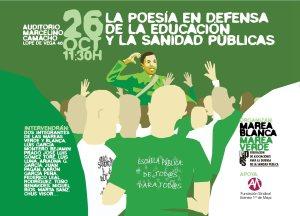 Cartel_Poesía en Defensa Educación y Sanidad_2013-10
