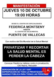 Manifestación_Centros de Salud Mental_10-10-2013