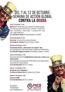 Programa-Cartel_Semana Deuda_2013-10