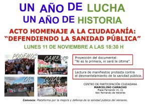CARTEL_Acto homenaje a la ciudadanía_2013-11-11