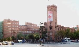 Cruz Roja Española (Sede central en Madrid)