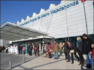La justicia madrile a anula los primeros despidos del - Hospital puerta de hierro majadahonda ...