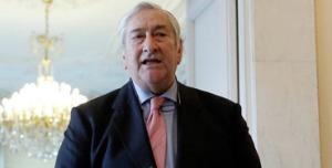 Javier Rodríguez, Consejero de Sanidad de la Comunidad de Madrid