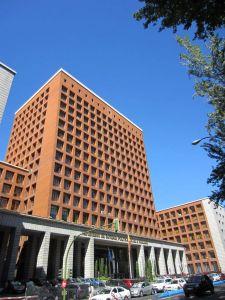 Sede del Ministerio de Sanidad, Servicios Sociales e Igualdad