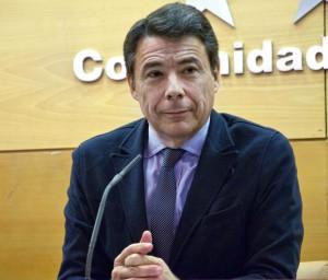 Ignacio González Presidente de la Comunidad de Madrid