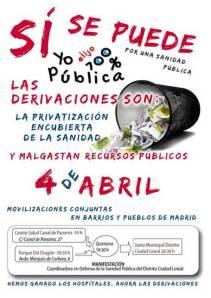 Cartel_Manifestación Derivaciones 4 de Abril_2014-04-04