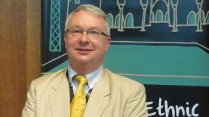 Professor Martin McKee Codirector del Centro Europeo para la Salud en Sociedades en Transición (ECOHOST)