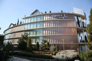 Sede social de Sanitas en Madrid