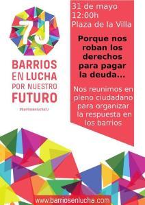 Barrios en Lucha por Nuestro Futuro