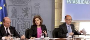 Presentación del Plan de Estabilidad 2014-2017 por el Gobierno del PP