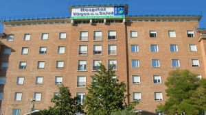 Hospital Virgen de la Salud (Toledo) Foto: SESCAM