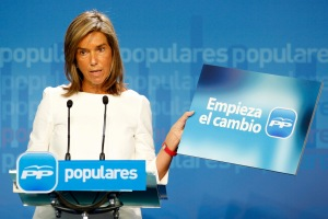 Ana Mato - Ministra de Sanidad, Política Social e Igualdad
