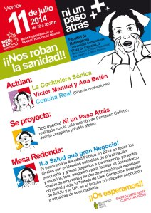 ¡¡NOS ROBAN LA SANIDAD!!