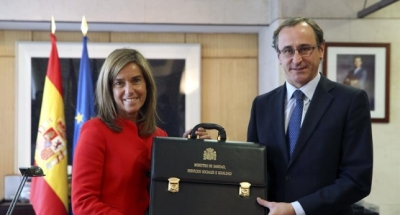 Alfonso Alonso, nuevo Ministro de Sanidad, Servicios Sociales e Igualdad.