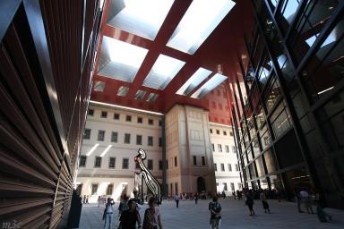 Museo Nacional Centro de Arte Reina Sofía (MNCARS) Edificio Nouvel
