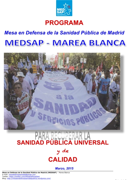 2015-04-09 -2015 PROGR. SANID. MEDSAP-MAREA BLANCA -2