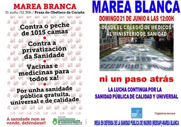 CORUÑA Y MADRID MB HERMANAS