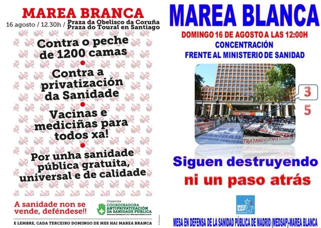 DUETO MAREA BLANCA, AG15