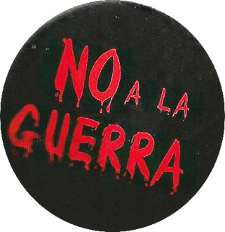 NO A LAS GUERRAS