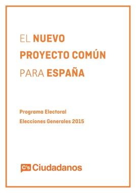 PORTADA programa-electoral CIUDADANOS