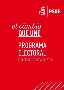 PORTADA PSOE_Programa_Electoral_2015(1)