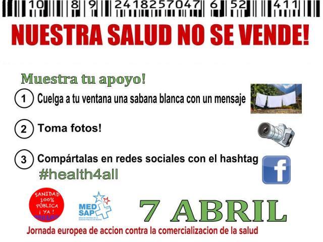 Image 7 avril ESPAÑA