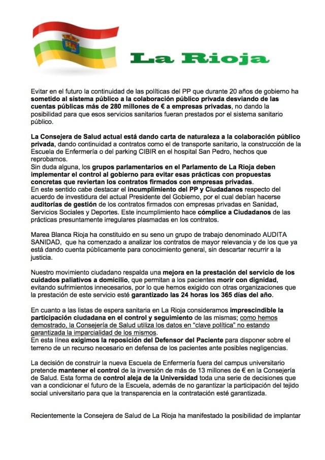 DOCUMENTO RIOJA IVª ASAMBLEA MBE