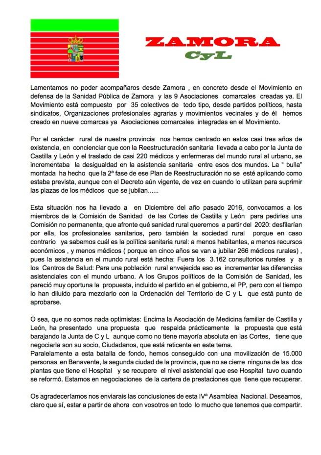 DOCUMENTO ZAMORA CyL IV ASAMBLEA MBE