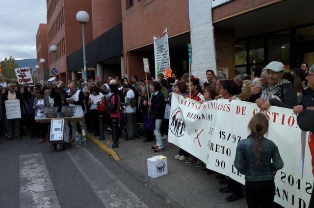 CONCENTRACIÓN DE ACTIVISTAS DE TODA ESPAÑA EN EL BIERZO