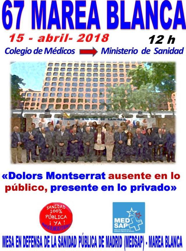 #MareaBlanca67 -