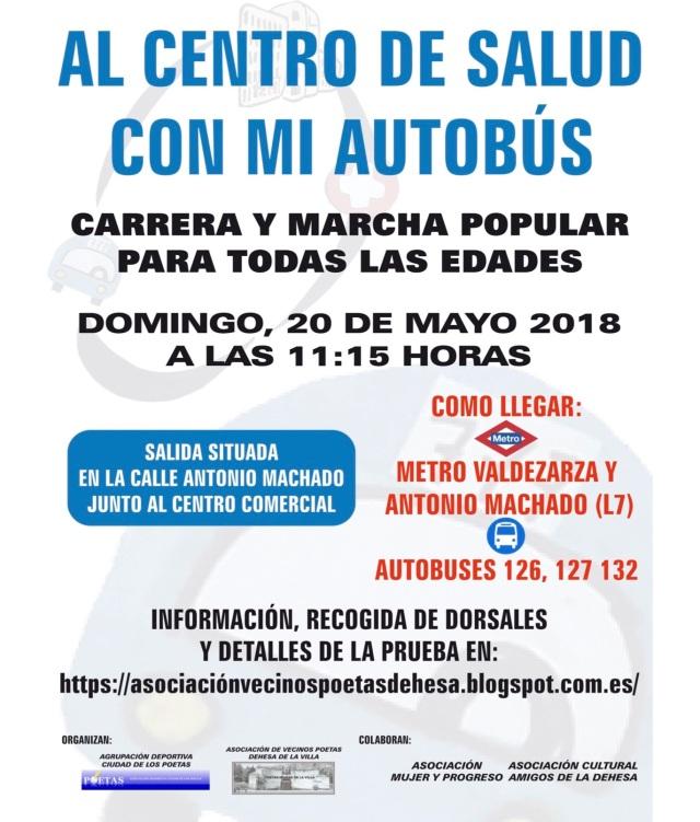 CARTEL CARRERA 20 DE MAYO