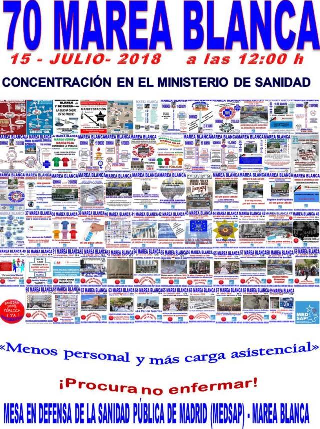 #MareaBlanca70