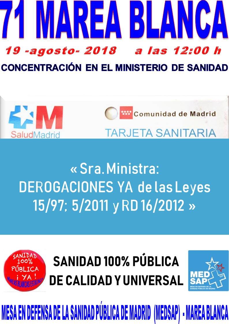 #MareaBlanca71