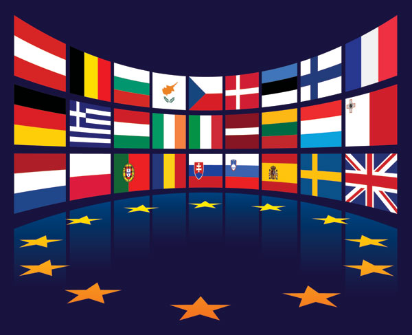 BanderasdelaUnionEuropea