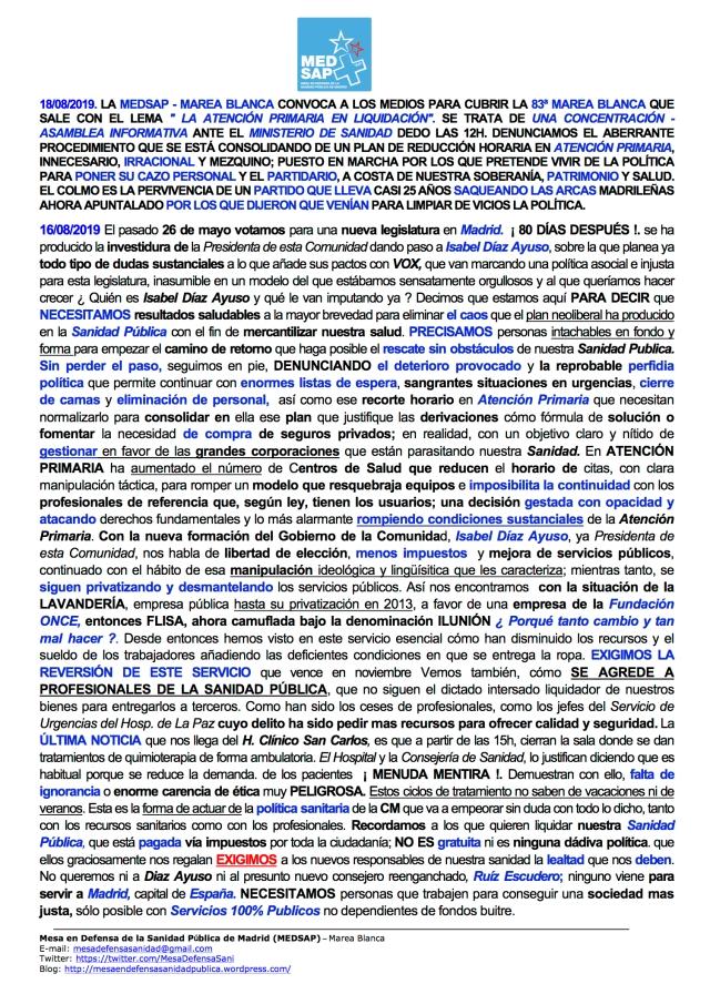 COMUNICADO A REDES  83  MAREA BLANCA.jpg