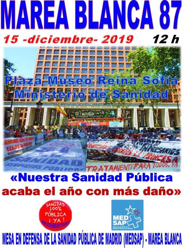 #MareaBlanca87 -